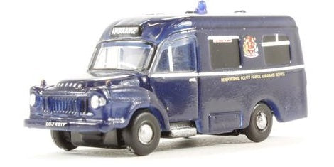 Oxford Diecast NBED001 Bedford/Lomas