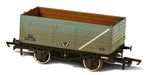 Oxford OR76MW7015B BR Grey 7 Plank Wagon