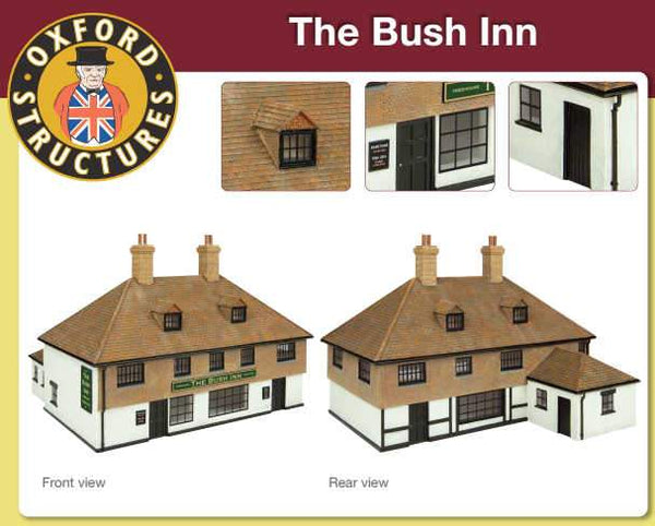 The Bush Inn (OS76T002)