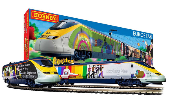 The Beatles 'Yellow Submarine' Eurostar Train Set (R1253M)