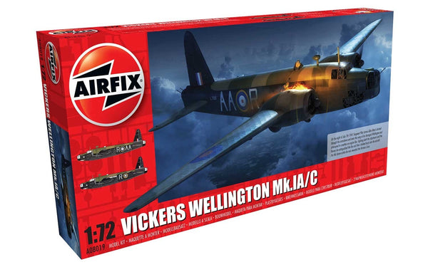 Vickers Wellington Mk.1A/C (06019)