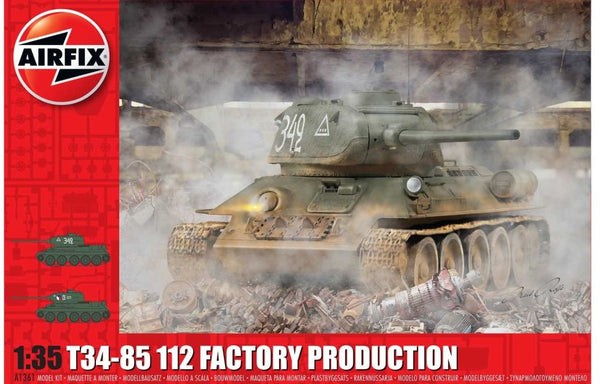 T34-85 112 Factory Production (1361)