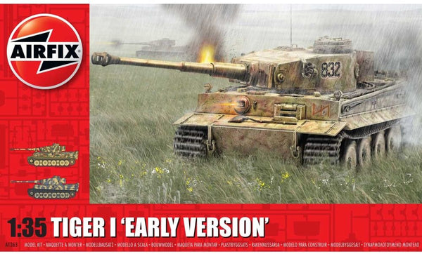 Tiger 1 'Early Version' (1363)