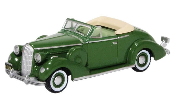 Buick Special 1936  Balmoral Green (87BS36004)