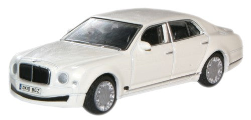 Oxford Diecast 76BM001 Bentley Mulsanne