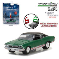 Chevrolet Chevelle SS 1968 Holiday Ornaments (37120-B)