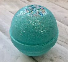 Load image into Gallery viewer, Blue Denim Bath Bomb