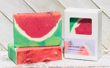 Load image into Gallery viewer, Watermelon Handcrafted Artisan Soap