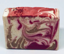 Load image into Gallery viewer, Cranberry & Red Sand Artisan Soap