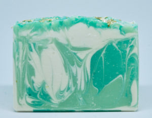 Coconut Lime Verbana Artisan Soap
