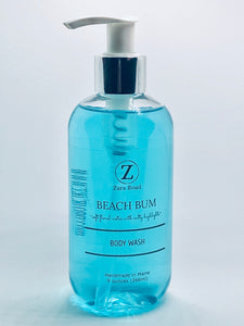Zara Road Shower Gel