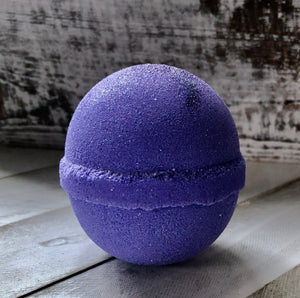 Violet Lemonade Bath Bomb