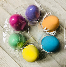 Load image into Gallery viewer, Bath Bomb Eggs: Fizzy Bath Bomb Eggs