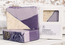Load image into Gallery viewer, Lavender Artisan Soap