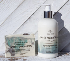 North Maine Woods Gift Set