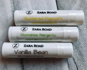 Zara Road Natural Lip Balm