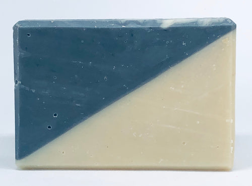 Charcoal & Green Clay Artisan Facial Soap