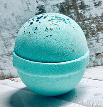 Load image into Gallery viewer, Mermaid Voyage Bath Bomb