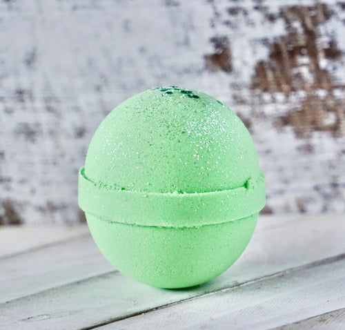 Irish Shamrock Bath Bomb