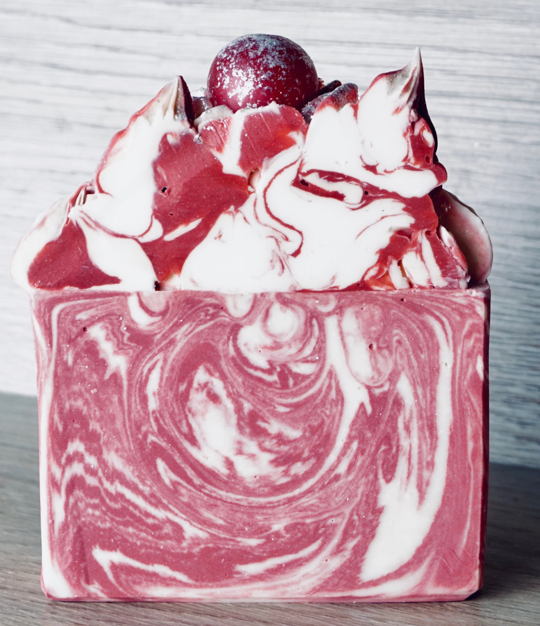 Frosted Peppermint Artisan Soap