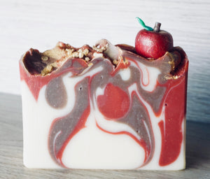 Apple Harvest Artisan Soap