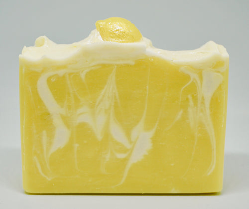 Lemon Sugar Artisan Soap