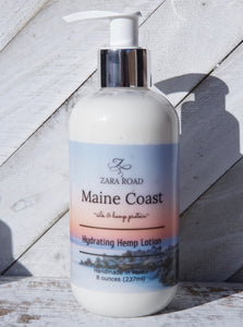 Maine Coast Hydrating Hemp Lotion
