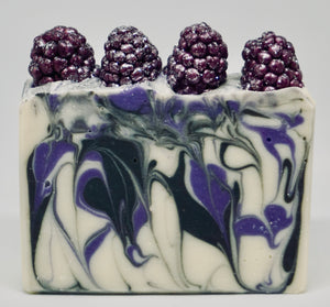 Black Raspberry Bliss Artisan Soap