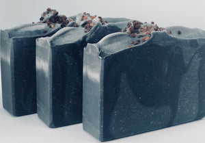 Activated Charcoal Detox Artisan Soap