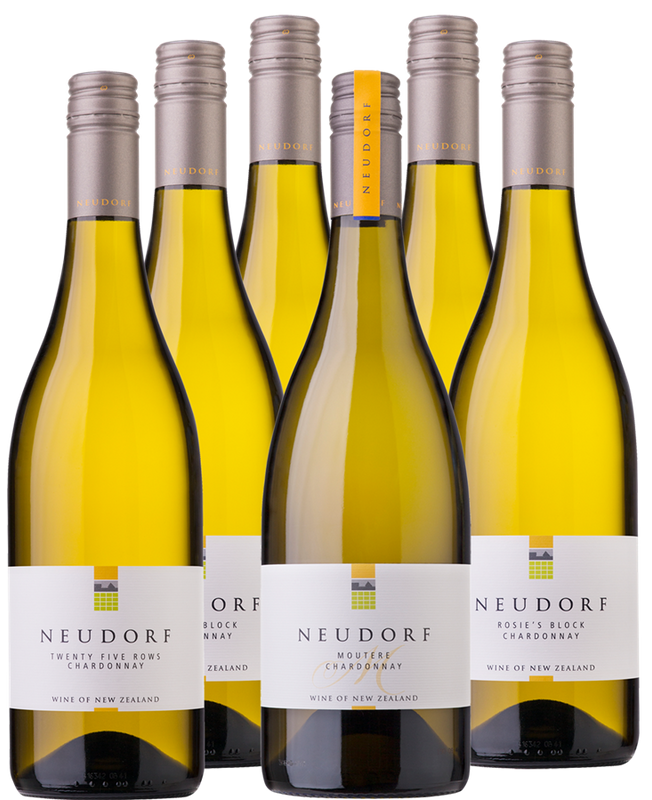 Neudorf Chardonnay 6 bottle pack