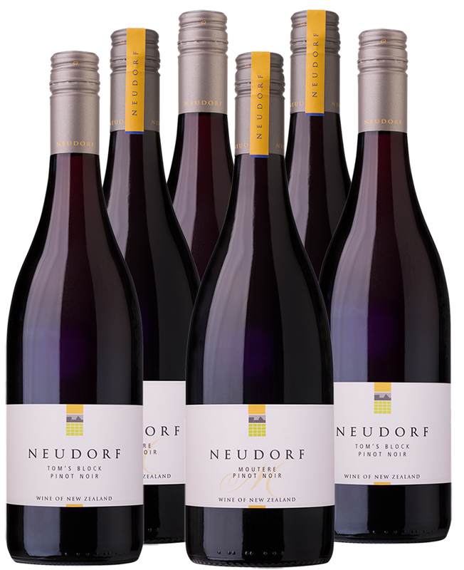 Neudorf Pinot 6 bottle pack