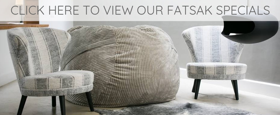Purchase the FatSak BeanBag at Lifestyle Shop Online