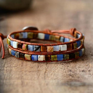 The Tribal - Jasper Stone Bracelet