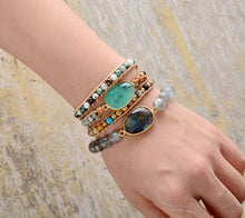 Load image into Gallery viewer, Lucky Jade Bracelet