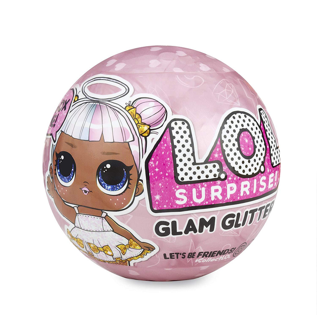 Glam Glitter Series Doll with 7 Surprises