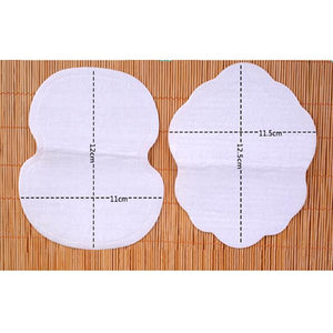 Invisible Sweat Absorbent Pads