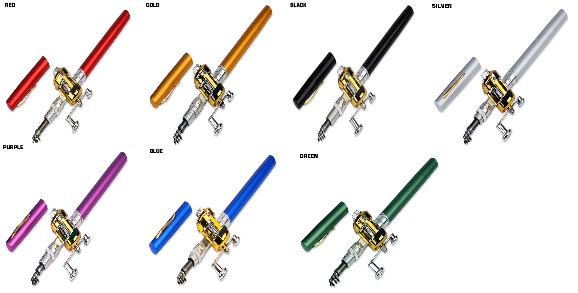 50% OFF ONLY TODAY — Pocket Size Fishing Rod