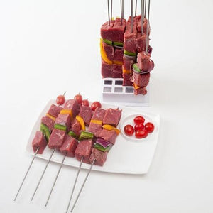 36 Holes Barbecue meat skewers kebab maker