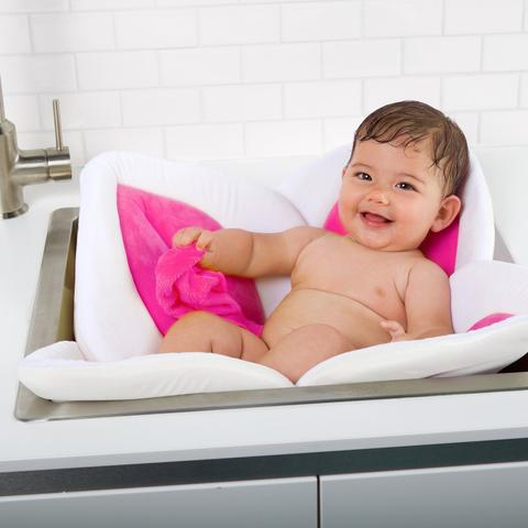 Baby Bath Super Soft Lotus Mat(Free Shipping)