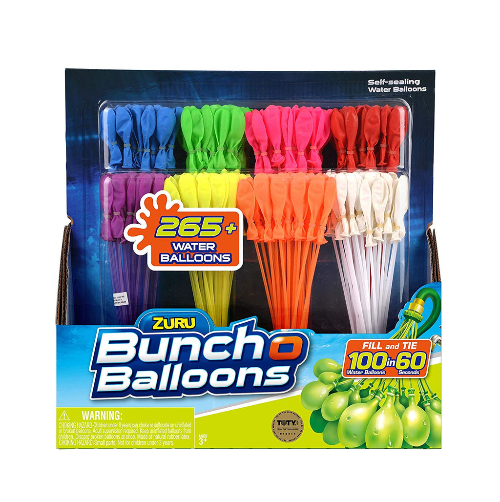 WATER BALLOONS - BUNCH OF BALLOONS RAPID REFILL 8 PACK