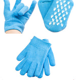 Gel moisturizing gloves, socks