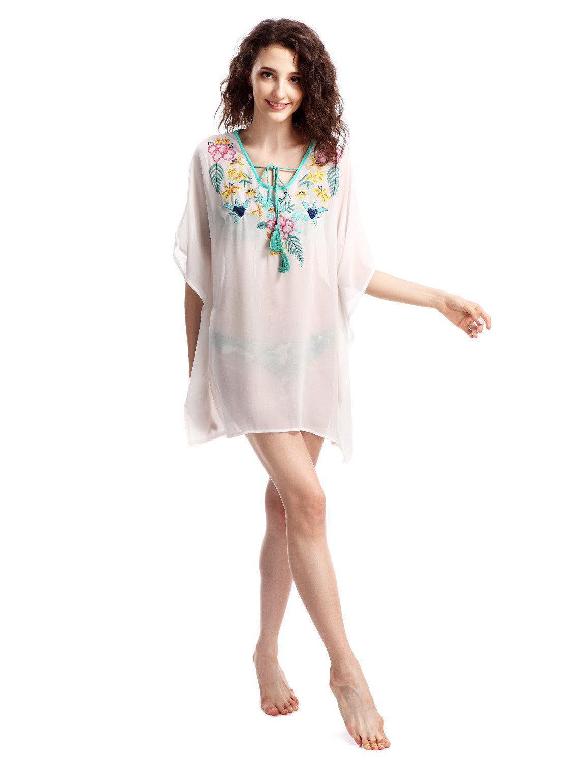 Boho Oversized Cover Up