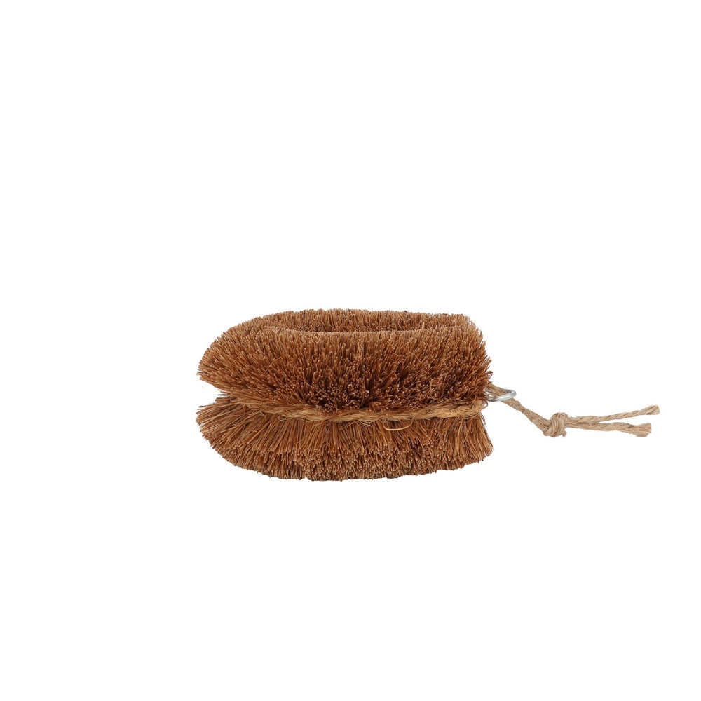 Coconut scrubber brush - pureosophy