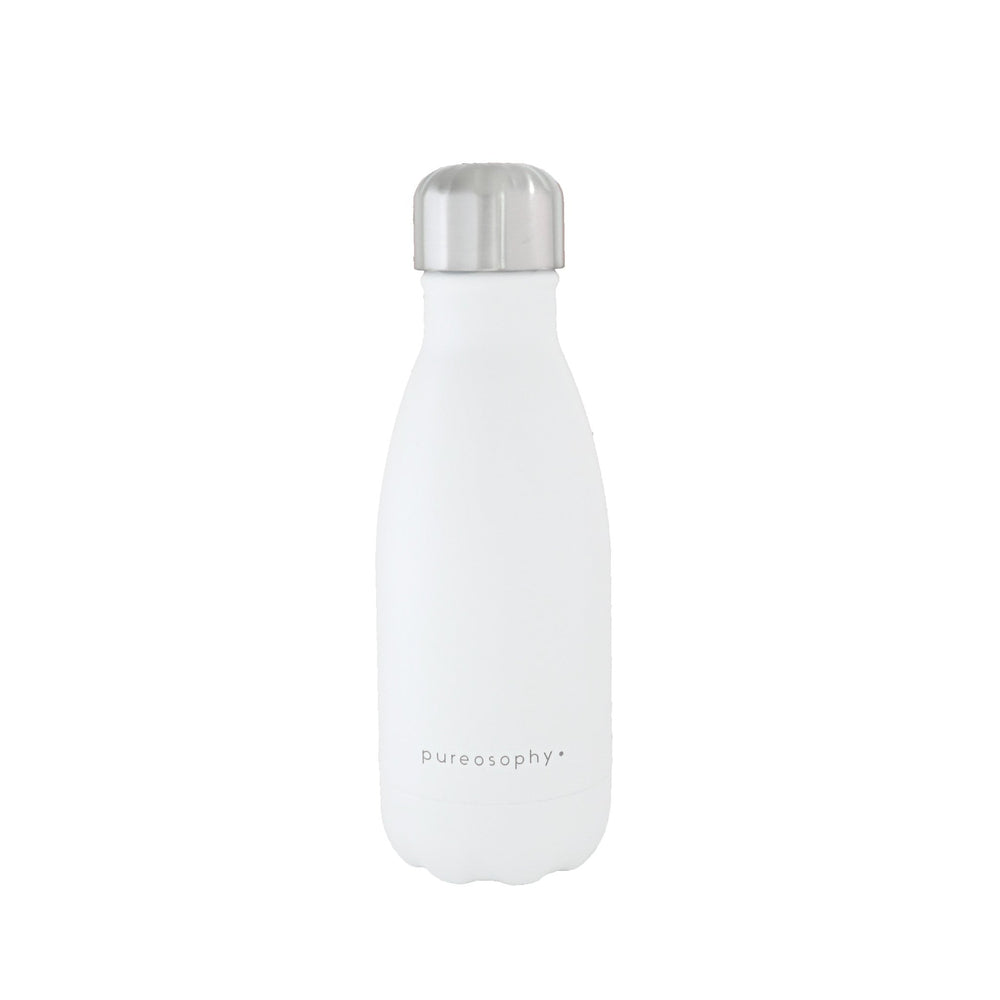 Stainless steel bottle // 260 ml - pureosophy