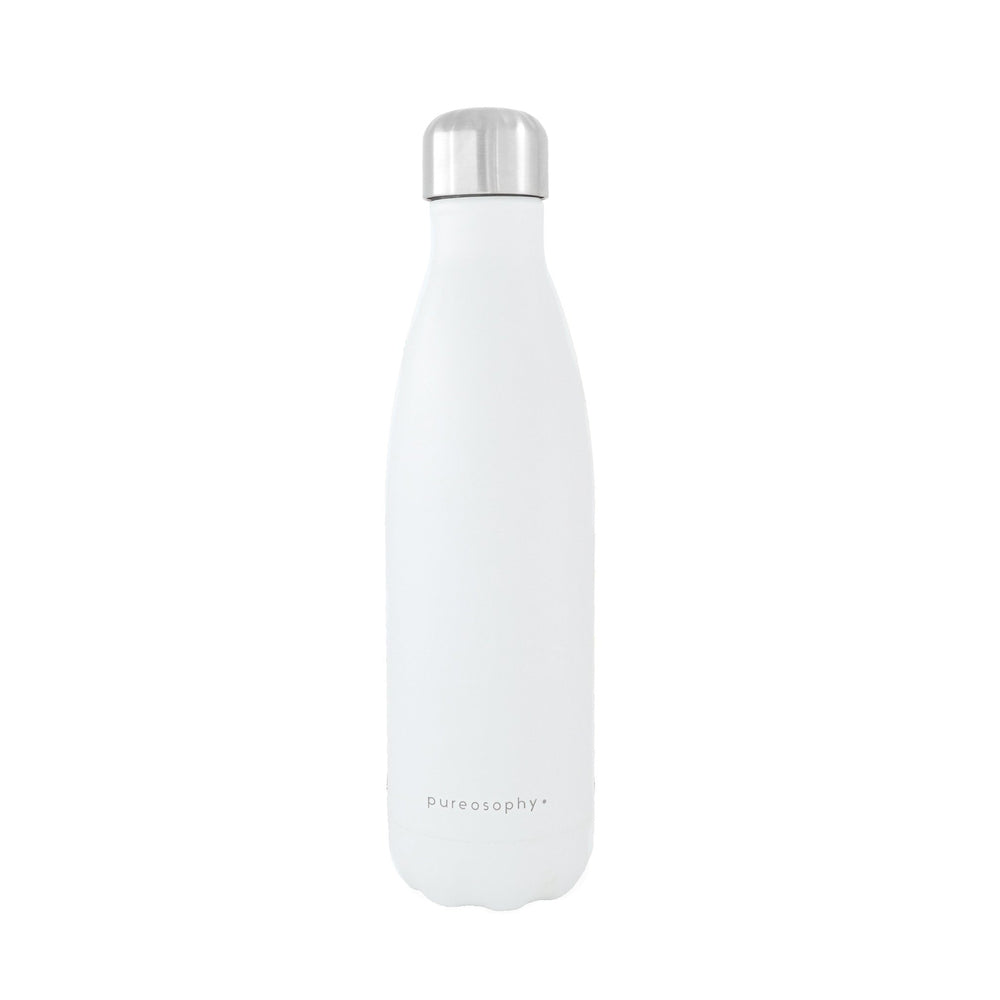 Stainless steel bottle // 500 ml - pureosophy