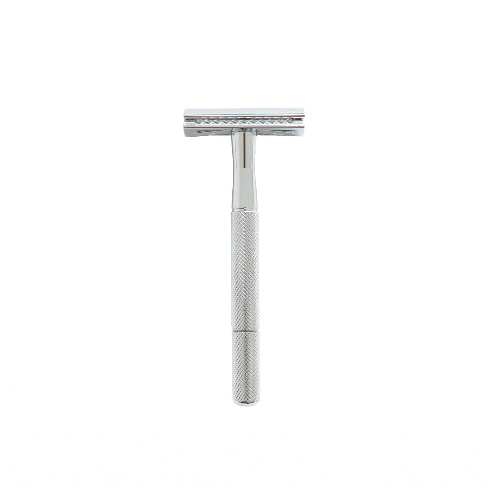 Safety razor // silver - pureosophy