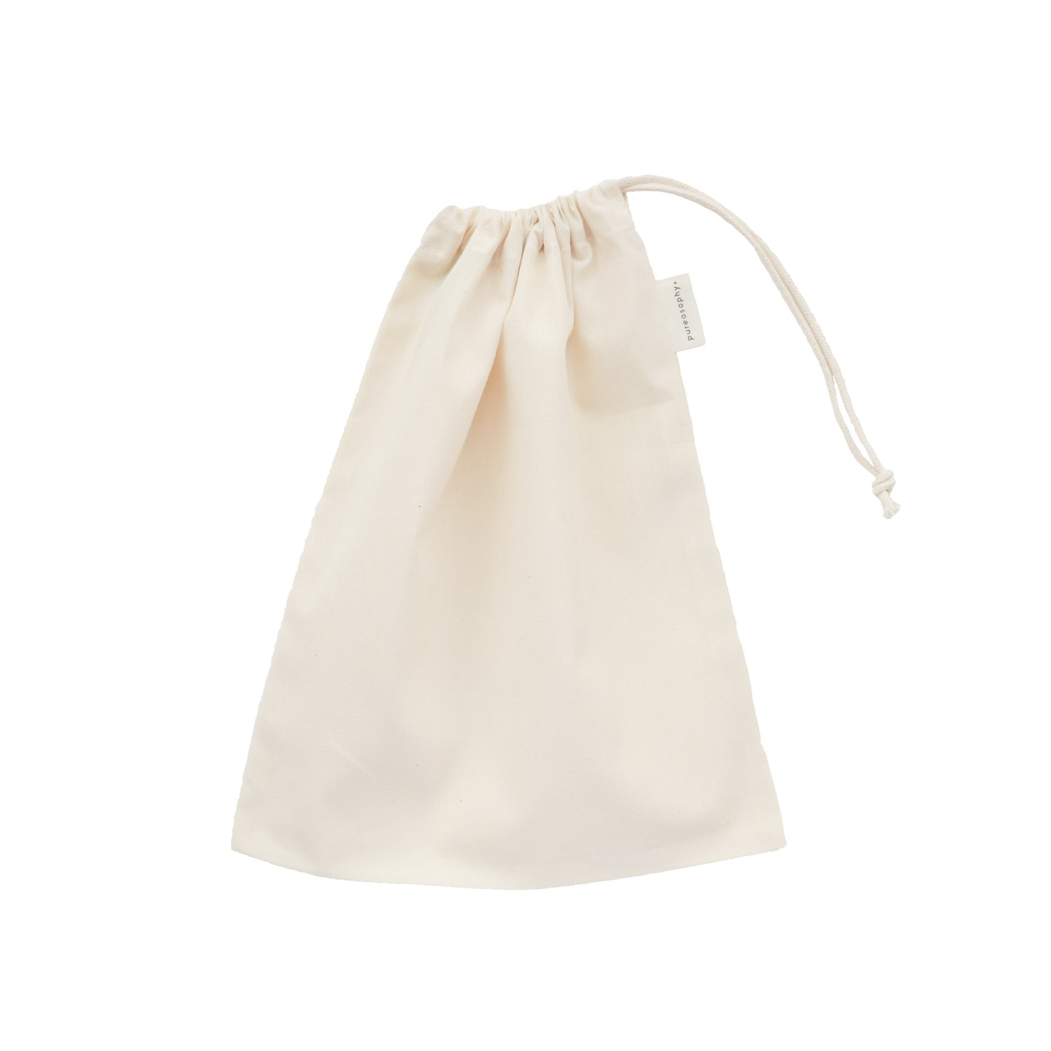 Organic cotton produce bag in medium