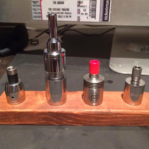 How to Make a Vaporizer Stand