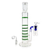 13.4'' Honeycomb water recycler with Ash Catcher
