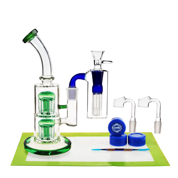 11'' Double Tree Perc Water Recycler